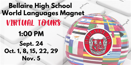 Virtual Tours - Magnet Thursdays